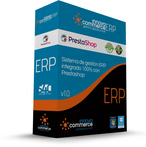 InnovaCommerce ERP: Software de gestión para negocios multi-canal